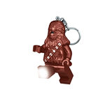Lego Star Wars Mini-Flashlight with Keychains Chewbacca