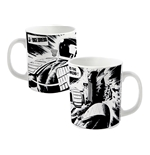 2000AD Judge Dredd Mug Punch