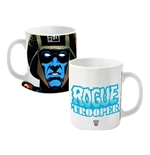 2000AD Rogue Trooper Mug Mug Shot