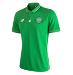 2015-2016 Celtic Polo Shirt (Green) - Kids