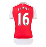 2015-16 Arsenal Home Shirt (Ramsey 16)