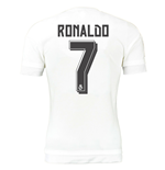 2015-16 Real Madrid Home Shirt (Ronaldo 7)