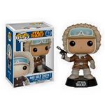 Star Wars POP! Vinyl Bobble-Head Han Solo Hoth Outfit Exclusive 9 cm