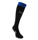 2015-2016 Newcastle Home Football Socks (Black) - Kids