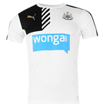 2015-2016 Newcastle Puma Training Shirt (White)