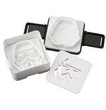 Star Wars Pouch Sandwich Shaper Stormtrooper