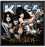 Kiss Magnet Monster