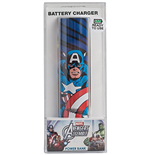 Captain America Powerbank 144239