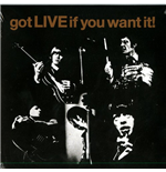 Vynil Rolling Stones (The) - Got Live If You Want It (Ep)