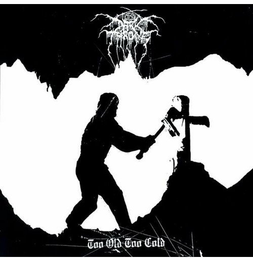 Vynil Darkthrone - Too Old Too Cold