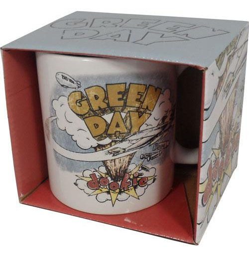 Green Day Mug - Dookie