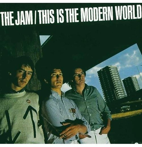 Vynil Jam (The) - This Is The Modern World