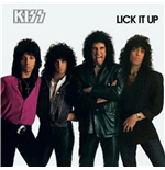 Vynil Kiss - Lick It Up