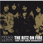 Vynil Kiss - The Ritz On Fire (2 Lp)
