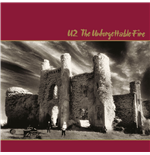 Vynil U2 - The Unforgettable Fire