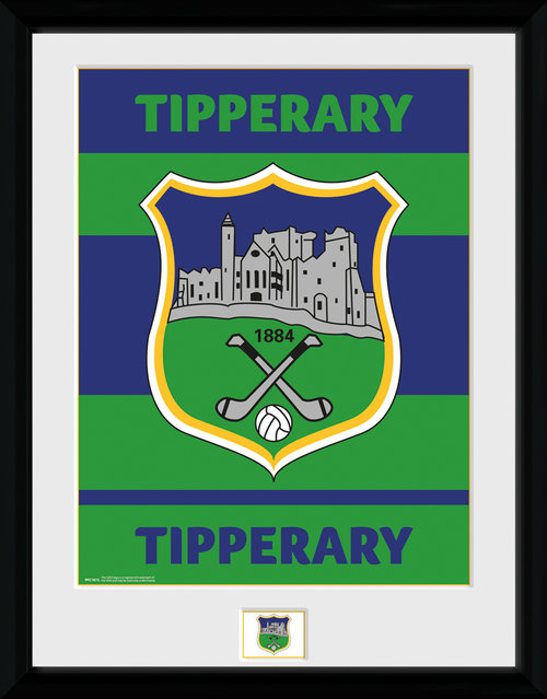 GAA Tipperary Framed Collector Print