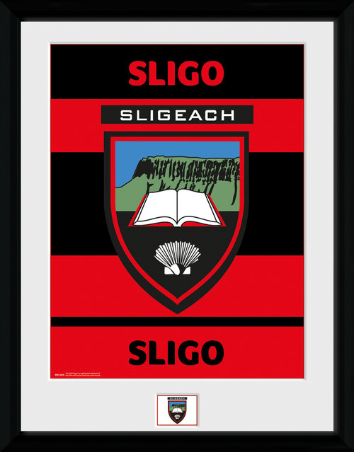 GAA Sligo Framed Collector Print