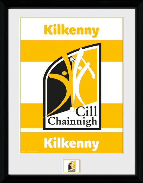GAA Kilkenny Framed Collector Print
