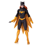 DC Comics Designer Action Figure Series 3 Batgirl by Greg Capullo 17 cm