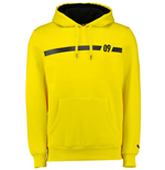 2015-2016 Borussia Dortmund Puma Fan Hoody (Yellow) - Kids