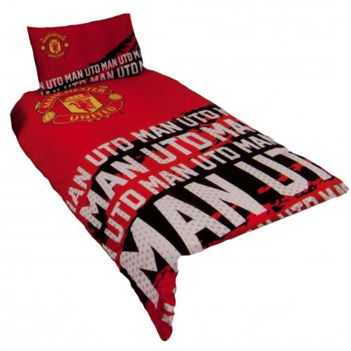 Manchester United F.C. Duvet Set IP
