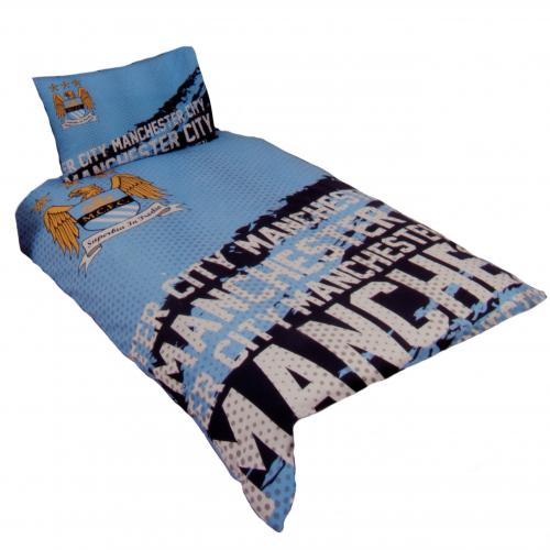 Manchester City F.C. Duvet Set IP