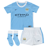 2015-2016 Man City Home Nike Baby Kit