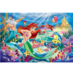 The Little Mermaid Puzzles 145422