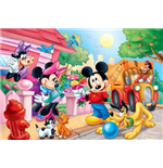 Mickey Mouse Puzzles 145432
