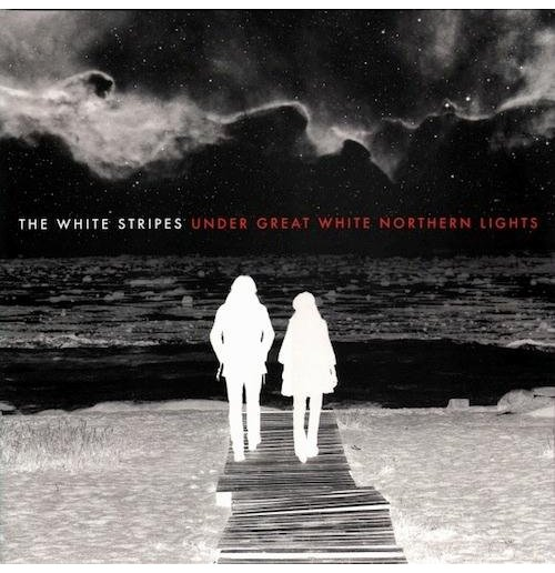 Vynil White Stripes - Under Great White Northern Lights (2 Lp)