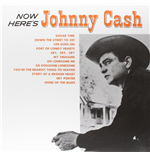 Vynil Johnny Cash - Now Here's Johnny
