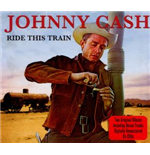 Vynil Johnny Cash - Ride This Train ( 180 Gr.) (2 Lp)