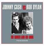 Vynil Johnny Cash / Bob Dylan - The Singer & The Song (2 Lp)