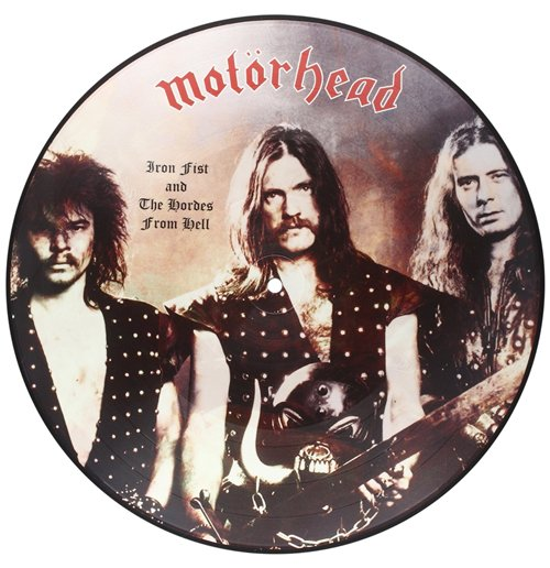 Vynil Motorhead - Iron Fist And The Hordes From Hell (Picture Disc)