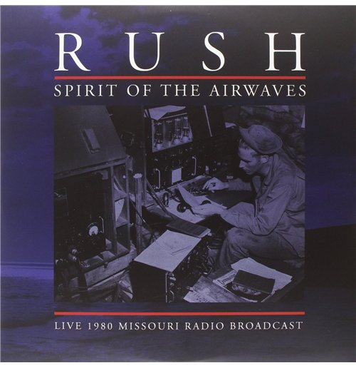 Vynil Rush - Spirit Of The Airwaves (Grey Vinyl) (2 Lp)