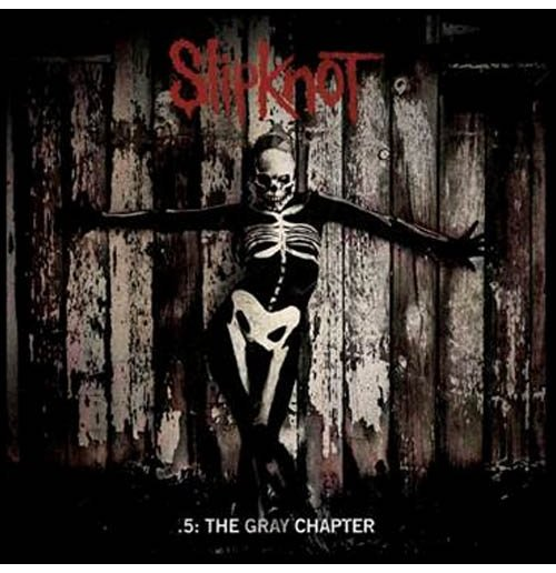Vynil Slipknot - .5: The Gray Chapter (2 Lp)