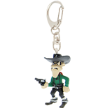 Lucky Luke Mini Keychain Joe Dalton