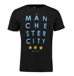 2015-2016 Man City Nike Squad Core Type (Black)