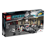 McLaren  Lego and MegaBloks 146877