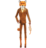 Fantastic Mr. Fox Legacy Collection Action Figure Fantastic Mr. Fox 15 cm