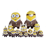 Despicable Me 2 Plush Figures 15 cm Assortment (12)