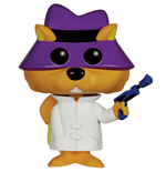 Hanna Barbera POP! Animation Vinyl Figure Secret Squirrel 9 cm