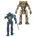 Pacific Rim Ultra Deluxe Action Figures 18 cm Series 6 Jaeger Assortment (8)