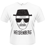 Breaking Bad - Heisenberg Sketch Men's T-shirt