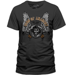 Sons of Anarchy T-shirt Winged Logo