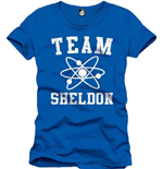 Big Bang Theory T-shirt - The Team Sheldon