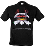 Metallica T-shirt - Master Of Puppets