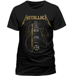 Metallica T-shirt  Hetfield Iron Cross