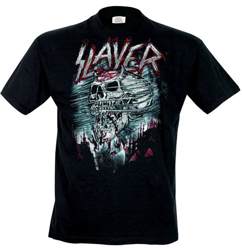 Slayer T-shirt 147322