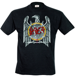Slayer T-shirt - Silver Eagle